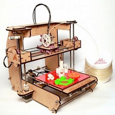 Venda de impressoras 3D