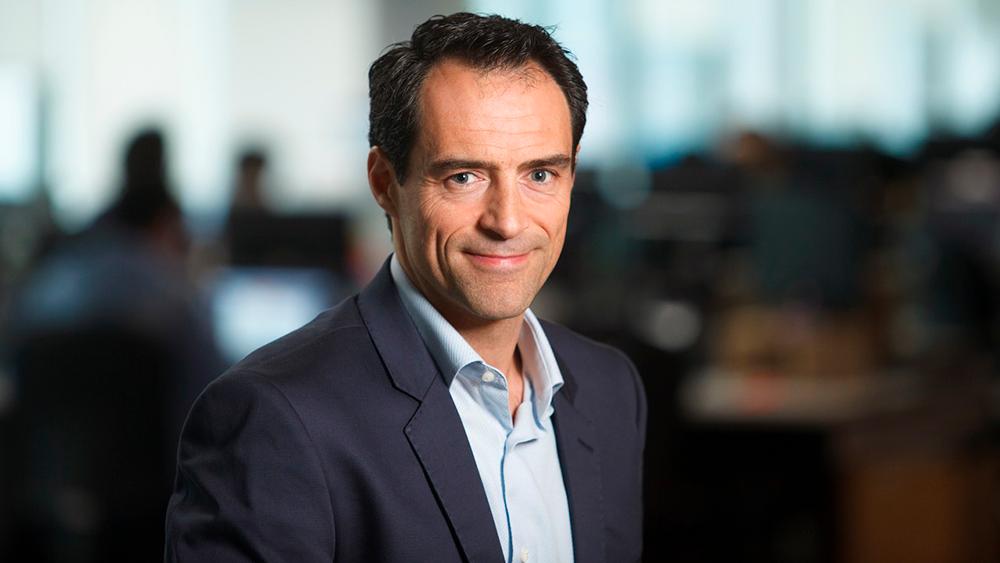Jose Larrucea, Vice- Presidente Sênior de Vendas Internacionais da RealNetworks